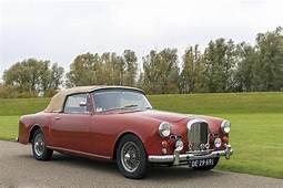 1960 Alvis TD21 Drophead Coupe  Vintage Cars Antique