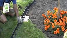 Rasenkantensteine Verlegen Ohne Beton - geoborder beeteinfassung anleitungen schritt f 252 r