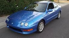 Blue Acura Integra az 2000 acura integra ls voltage blue 2dr 5spd all stock