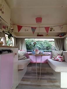 Wohnwagen Innen Pimpen - caravan trailer pink theme motorhome rv house on