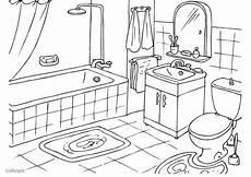 disegno bagno disegno da colorare bagno cat 25994