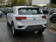 Vw T Roc 1 0 Tsi Winter Connectivity Paket Pdc