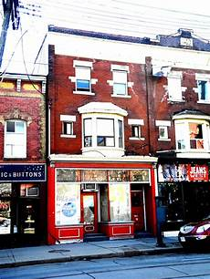 The Apartment Store by Toronto S Architectural Gems Vanishing 19th Century Store