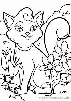Malvorlage Katzenkopf Einfach Malvorlage Katze