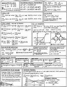image result for pre calculus formulas study guide calculus math formulas ap calculus