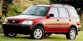 1998 Honda CR V Pictures/Photos Gallery  The Car Connection