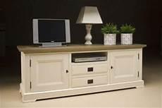tv lowboard weiß landhausstil tv schrank lowboard im landhausstil in zwei farben creme