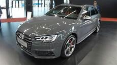 audi s4 avant v6t 2017 walkaround and interior nardo grey colour b9 youtube