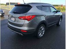 Used 2016 Hyundai Santa Fe Sport Limited in Grand Falls