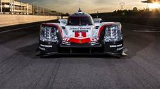 Porsche Officially Unveil The 919 Hybrid For 2017 The Drive