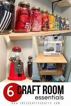 6 craft room essentials room essentials craft room