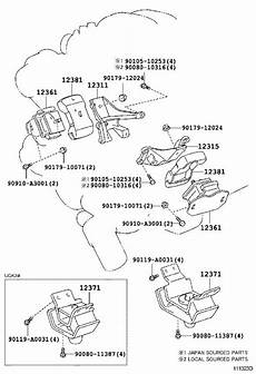 free download parts manuals 2005 toyota tundra engine control 2005 toyota tundra manual transmission mount rear insulator engine mounting no 1