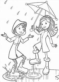 n 48 coloring pages of autumn