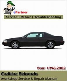 free online car repair manuals download 1996 cadillac deville seat position control cadillac eldorado service repair manual 1996 2002 automotive service repair manual