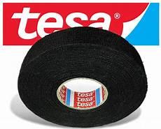 Tesa Gewebeband Schwarz - tesa klebeband gewebeband textilband schwarz 25m