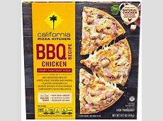 bbq chicken pizza   california pizza kitchen style made over_image