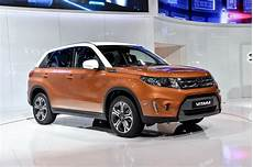 New Suzuki Vitara Compact Suv Could Be Mistaken For A