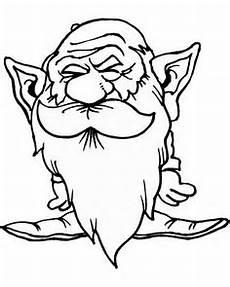 Ausmalbilder Elfen Und Kobolde Trolls Bilder Zum Ausmalen 13 Malvorlage Trolls