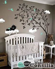 wandtattoo babyzimmer junge baby nursery wall decals tree wall decal tree decal
