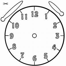 uhr malvorlagen quest vorlage uhr blanko 01 telling time clock wall clock
