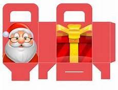 bastelvorlagen weihnachten ausdrucken geschenkbox