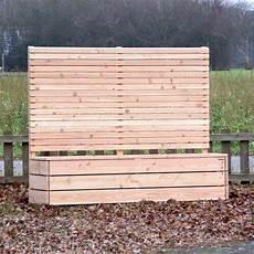 Sichtschutz Terrasse Pflanzkübel - pflanzkasten holz lang l mit sichtschutz sichtschutz