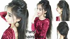 how to quick and easy party hairstyles hair