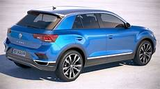 Volkswagen T Roc 2018