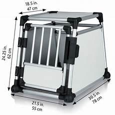 trixie hundebox alubox autobox f 252 r hunde 39340 trixie