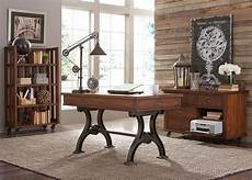 arlington house home office set liberty furniture