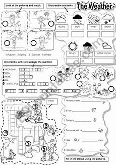 the weather lesson worksheets 14607 weather activities esl worksheet by im lety