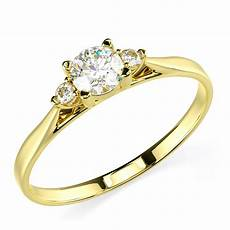 Engagement Rings Gold