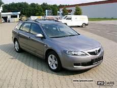 2006 mazda 6 sport kombi exclusive car photo and specs