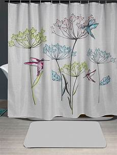 Print Shower Curtain 41 waterproof dandelion bird print shower curtain