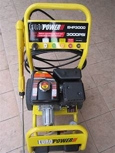 europower 200 bar gasoline high pressure washer my power