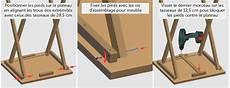Comment Fabriquer Une Table Pliante Ooreka