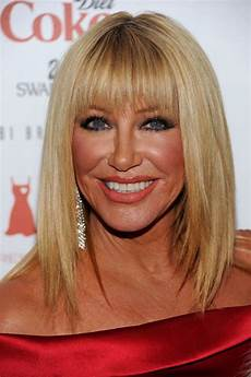 2011 suzanne somers hairstyles celebrity hair cuts