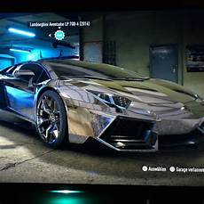 Need For Speed 2015 Schnellstes Auto 0 100kmh Lamborghini