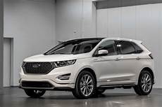 Ford Launches Top Spec Ford Edge Vignale Suv Auto Express