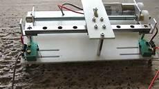 modellbau schlitten hubmechanik mit linearf 252 hrung