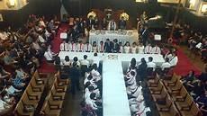 Khusuknya Perjamuan Kudus Di Meja Salib Tribunnews