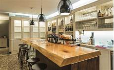 mensole bar bancone bar legno arredo bar maculan