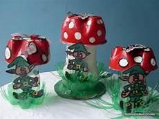 sembrando mariposas como hacer un hongo con botellas de plastico pet