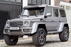 Mercedes G 4x4 - used mercedes g class 5 5 g63 amg 4x4 5dr for sale in