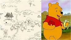 Winnie Pooh Malvorlagen Novel Winnie The Pooh Map Breaks Record For Most Expensive Book
