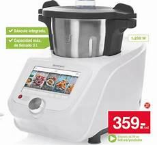 monsieur cuisine connect el nuevo robot de cocina de lidl