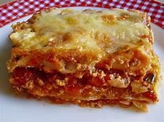 Vegetarische Lasagne Rezept - vegetarische lasagne mit tofu rezept mit bild