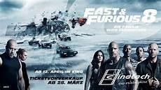 Vvk Start Fast Furious 8 Im Cinetech Ahaus