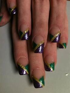 31 fantastic mardi gras nail art ideas nails