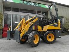 Used Gehl Al 140 Mini Wheel Loader Year 2012 For Sale